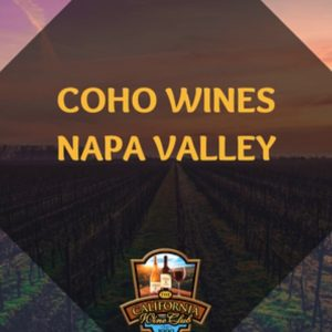 COHO Wines: Savor the Journey with their 10th Anniversary Commemorative Bottlings