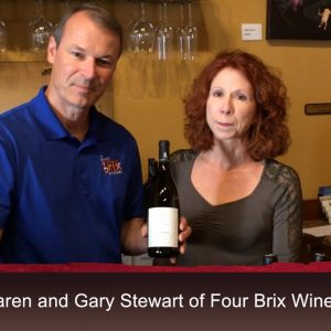 "Four Brix Winery 2015 ""Desirous"" Santa Ynez Valley Grenache Blanc described by the Winemaker"