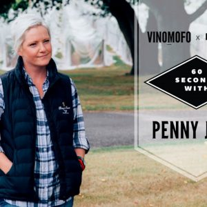60 seconds with Penny Jones, Bay of Fires