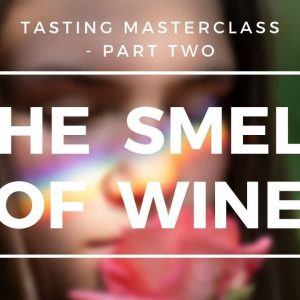 A Tasting Masterclass - Part 2 of 3 - The Smell of Wine