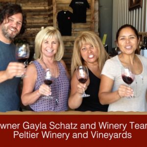 The California Wine Club - 2016 Holiday Greetings from Some Favorite Wineries