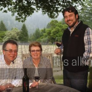 Bacio Divino: a small family winery with a long history