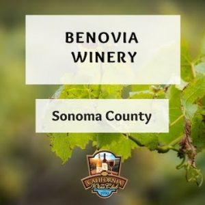 Benovia Winery - Crafting Expressive Wines Through Site and Farming