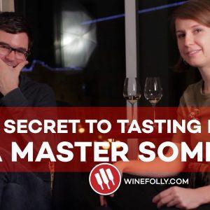 Blind Tasting Wine Secrets: Impact Compounds