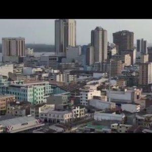 Downtown Guayaquil Ecuador - Centro de Guayaquil