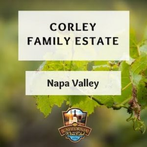 Corley Family Estate Monticello Vineyards Crafts Stellar Napa Valley Cabernet Sauvignon B
