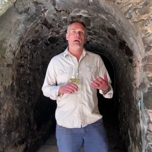 El Molino Winery Winemaker and Proprietor Jon Berlin Presents their 2017 Rutherford Chardonnay
