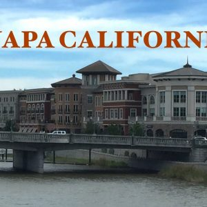 Exploring Downtown Napa California