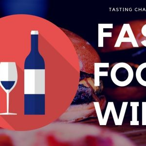 Fast Food Wine - Tasting and rating wine 'on the go'.