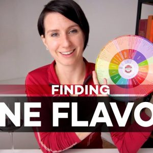 Finding Wine Flavors