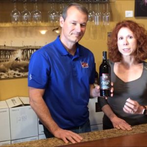 Four Brix Winery 2012 Paso Robles Scosso described by the Winemaker