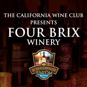 Four Brix Winery 2013 Paso Robles Meritage described by the Winemaker