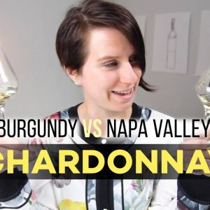 France vs USA Chardonnay