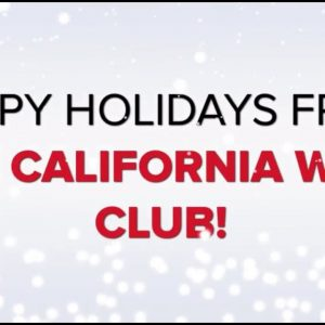 Give the Gift of The California Wine Club with Gnekow Winery