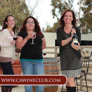 Happy Holidays 2016 from The California Wine Club