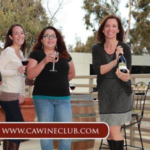 Holiday Business Gifts from The California Wine Club