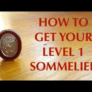 How to get your Level 1 Sommelier - Passing the Level 1 Sommelier Exam