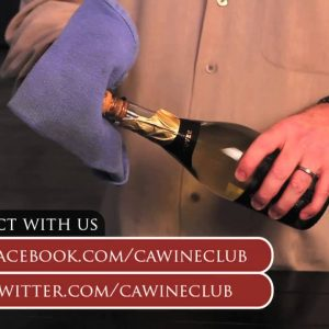 How to Open a Bottle of Champagne - The California Wine Club