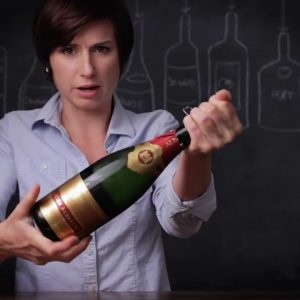How to Open Champagne (Without it Exploding!)