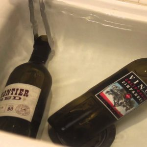 How to Remove a Wine Label - The California Wine Club