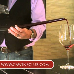 How to Use a Decanter - The California Wine Club