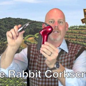 How To Use The Rabbit Corkscrew - The California Wine Club