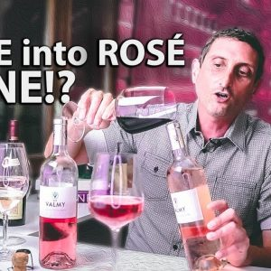 Make Rosé from White Wine!?