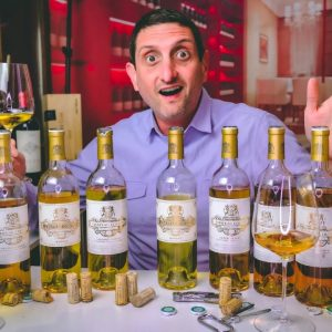 MARATHON Wine Tasting! Your Ultimate Guide to the Vintages of Sauternes