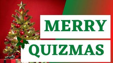 Merry QUIZmas - Christmas Wine Quiz