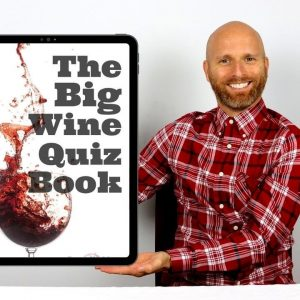 The BIG WINE QUIZ BOOK is here  | Perfect for wine study and to increase your wine knowledge.