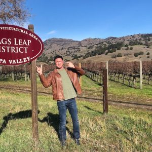 STAGS LEAP DISTRICT AVA - Napa Valley Sub-Appellation Series 6/16