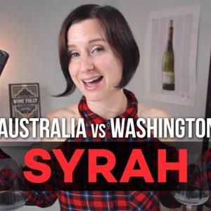Syrah Wine 101: Australia vs Washington!