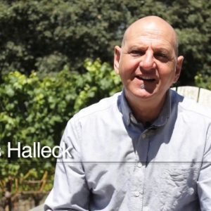 The California Wine Club presents Halleck Vineyard