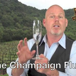 The Champagne Flute - The California Wine Club