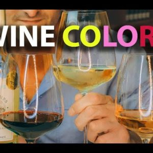 The Colors of Wine Explained