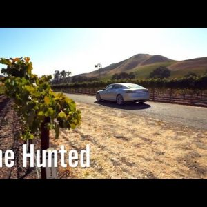 The Hunted - The California Wine Club's search for small family wineries.