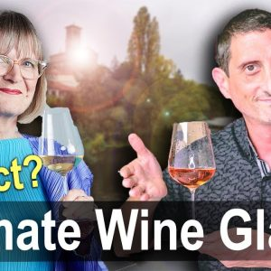 The PERFECT Wine Glass? | Testing Jancis Ronbinson MW's Design