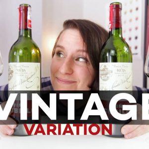 The Secret to Wine Vintages