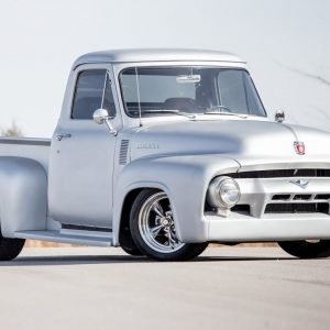 The Sickest 1954 Ford F100's