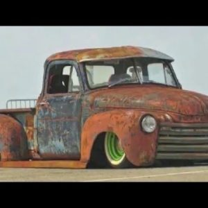 The Sickest Rat Rod Trucks