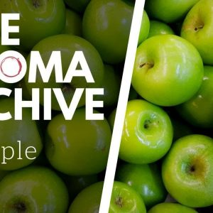The Smell of APPLE in Wine - The Aroma Archive Ep2 - Apple