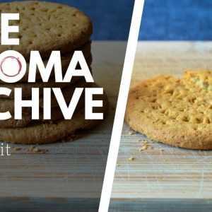 The Smell of BISCUIT in Wine - The Aroma Archive Ep12 - Biscuit