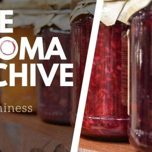 The Smell of JAM in Wine - The Aroma Archive Ep26 - Jamminess