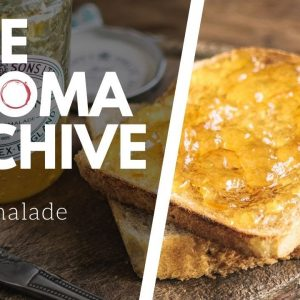 The Smell of MARMALADE in Wine - The Aroma Archive Ep16 - Marmalade