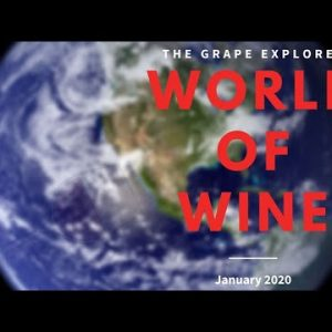 The World of Wine - Wine News for January 2020