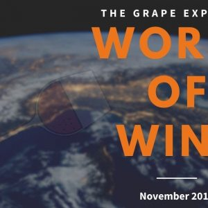 The World of Wine - Wine News for November 2019