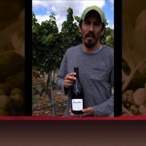 Zaca Mesa Director of Winemaking Eric Mohseni describes their 2012 Santa Ynez Z Cuvée