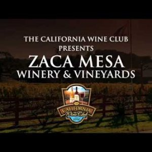 Zaca Mesa Director of Winemaking Eric Mohseni describes their 2014 Santa Ynez Z Blanc