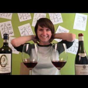Two Nebbiolo Wines - Barolo vs Roero Riserva