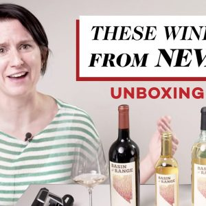 UNBOXING: They Make Wine in Nevada?!